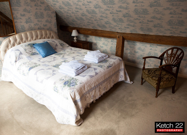 Courtyard Bedroom 2