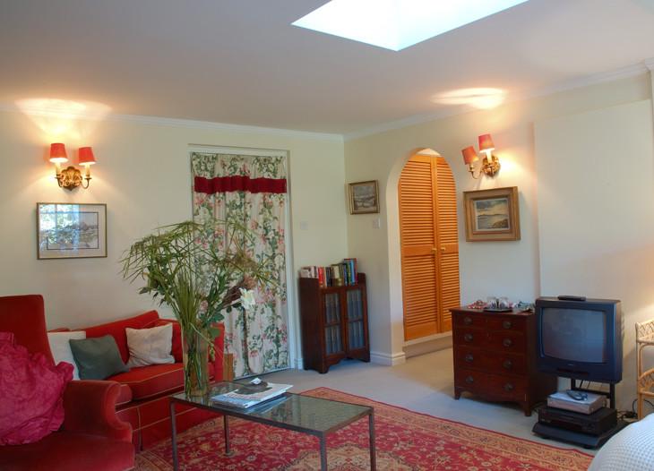 Garden Flat Bedroom 2