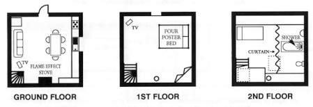 Dovecote Floor Plan