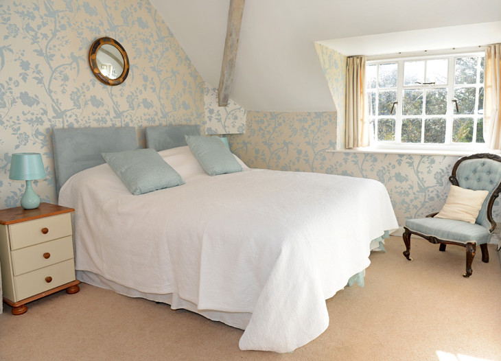 Coach House Bedroom 1