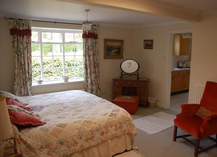 Garden Flat Bedroom 1
