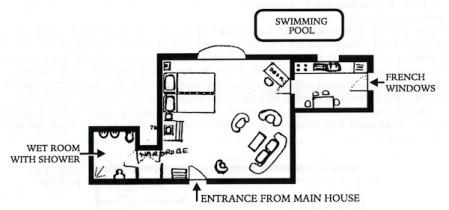 Garden Flat Floor Plan